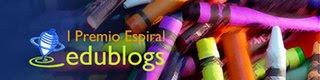 Somos finalistas nos I Premios Edublogs