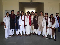 Guys on Traditional day