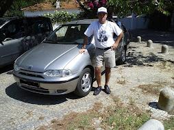 OS CARROS para uso diário: Fiat Palio Weekend de 04/2001, adquirido novo em 04/2001