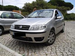 OS CARROS para uso diário: Fiat Punto III Dynamic Multijet de 12/2006, adquirido novo em 12/2006
