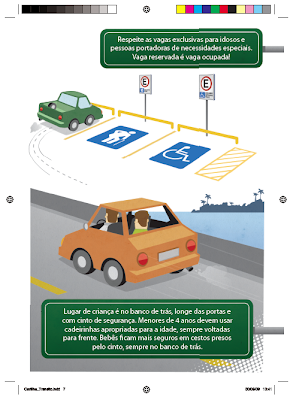 Cartilha de Trânsito Ilustrada