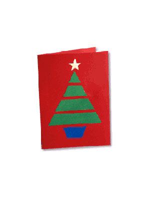 Tarjetas navide as para hacer con ni os de 5 a os - Postales navidenas para hacer ...