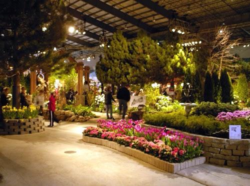 Garden Tours Are Us 2007 Central Ohio Home Garden Show