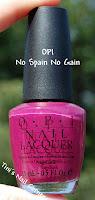 OPI No Spain No Gain