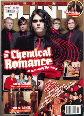 Image result for my chemical romance blunt 2006