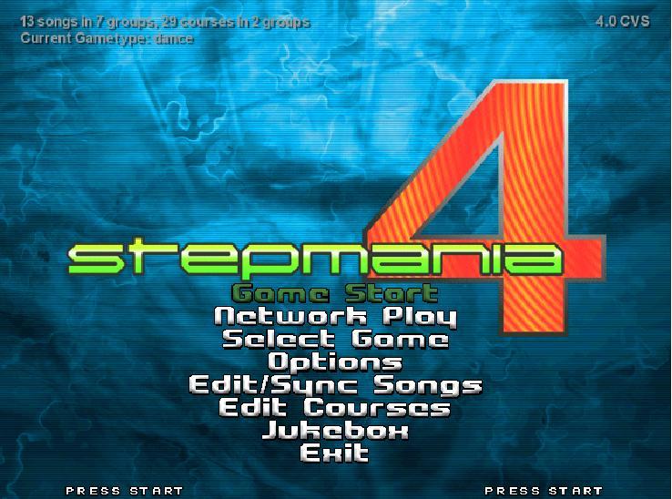 stepmania 4