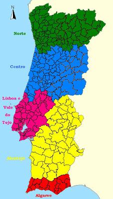 Qual O Melhor Mapa Para As Futuras Regioes Administrativas De