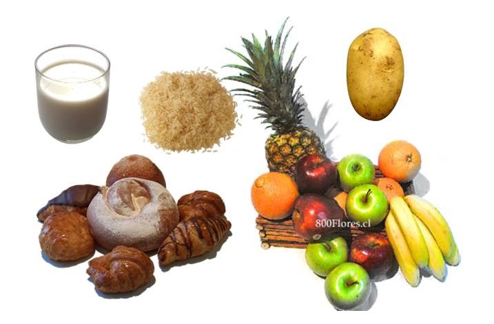 Diabetes Bien: FUENTES DE CARBOHIDRATO CONCENTRADO: ELEVAN