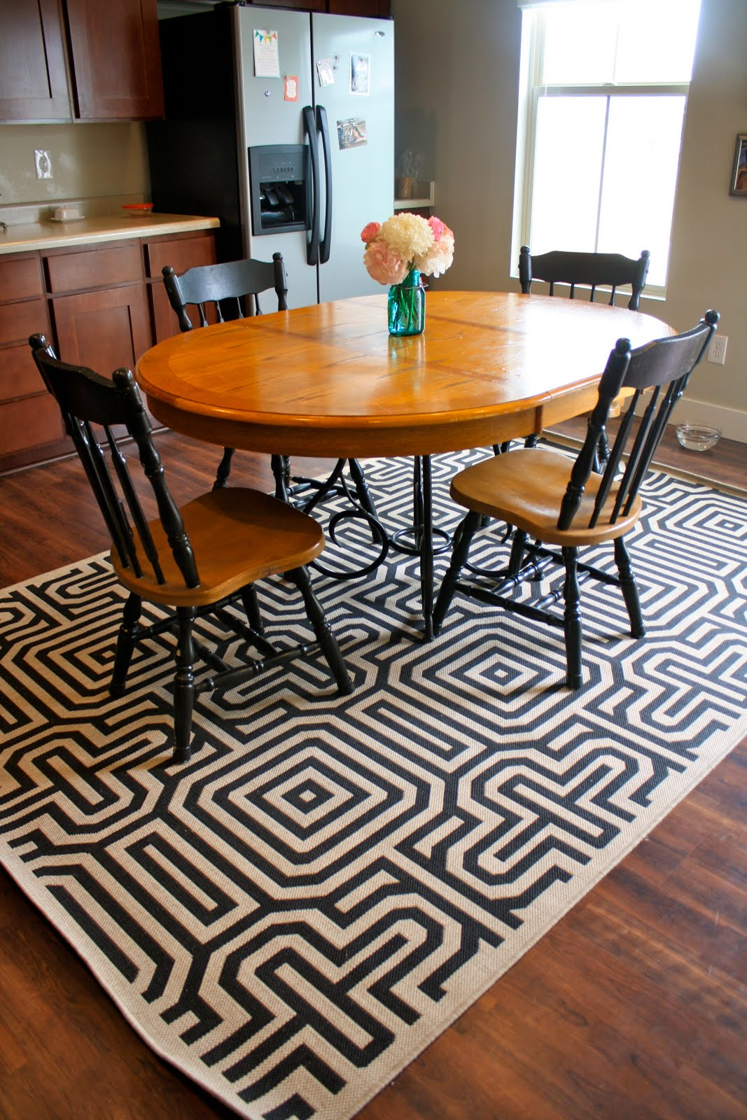 Rug For Kitchen Table Linoleum Flooring New House Of Jade Interiors Blog