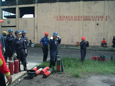 TRAINING FIRE DRIL DITLAKAR