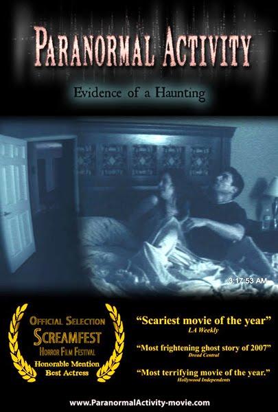 Hypnogoria Paranormal Activity