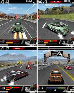 nfsdr7 Need For Speed Pro Street para Celular