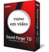 forge7 Vídeo Aulas do Sound Forge ( Curso Completo)