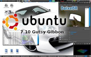 ubuntu Ubuntu 7.10 Final (Gutsy Gibbon, Finalmente!)