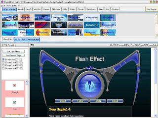 Flash Website Design Pro 1.5 Download via usuario