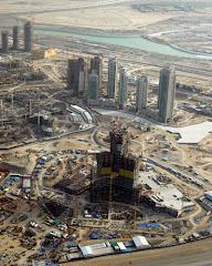 Burj Dubai y The Residences