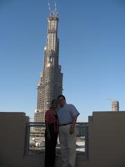Burj Dubai - 111 Pisos