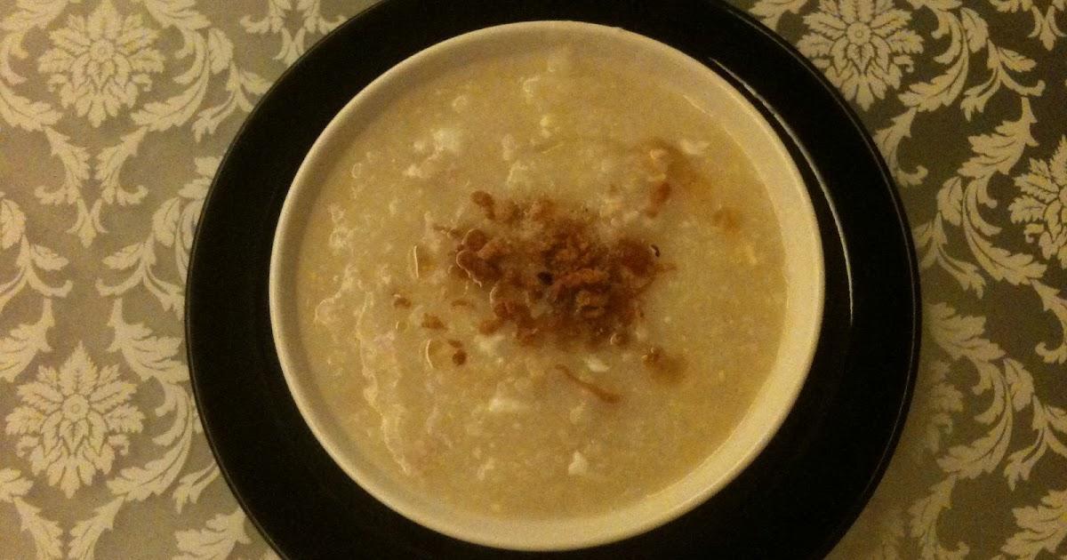 How To Cook Ting Porridge