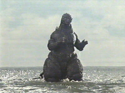 Could Godzilla be responsible for the melting of arctic ice?