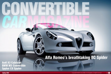 Convertible Car Magazine