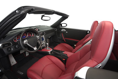 TechArt Porsche 911 Turbo Cabriolet interior