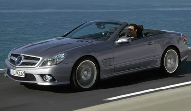2008 Mercedes SL