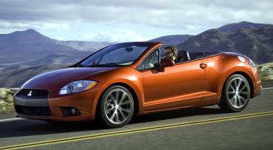 2009 Mitsubishi Eclipse Convertible