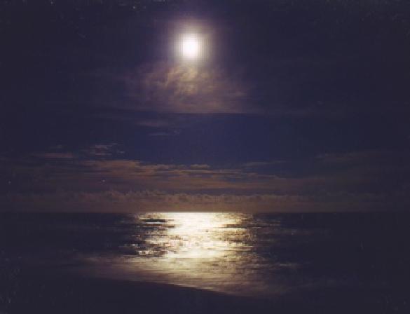Moon Over Water