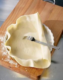 Masa para tarta ligth