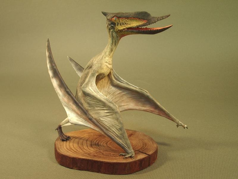 恐竜・古生物造形作品ギャラリー