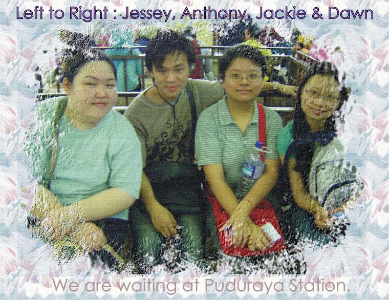 Joint District Rotaract Fellowship Through Service at Akademi Laut Malaysia, Melaka (17-19/3/2005)