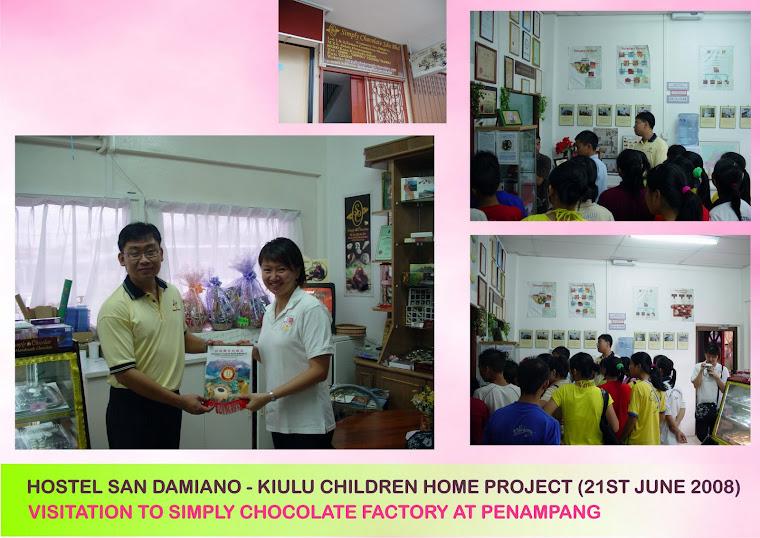 Hostel San Damiano - Kiulu Children Home Project (21st June 2008)