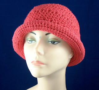 Loom Knitting: Easy No Roll Hat Brim - YouTube