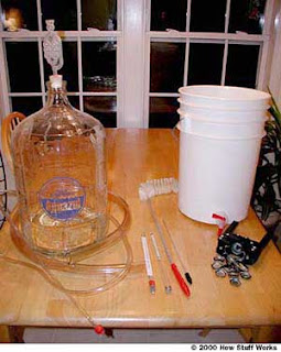 Homebrew Equipment