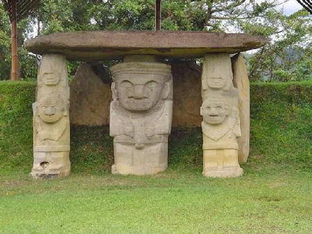 Periodos  de La Prehistoria Colombiana