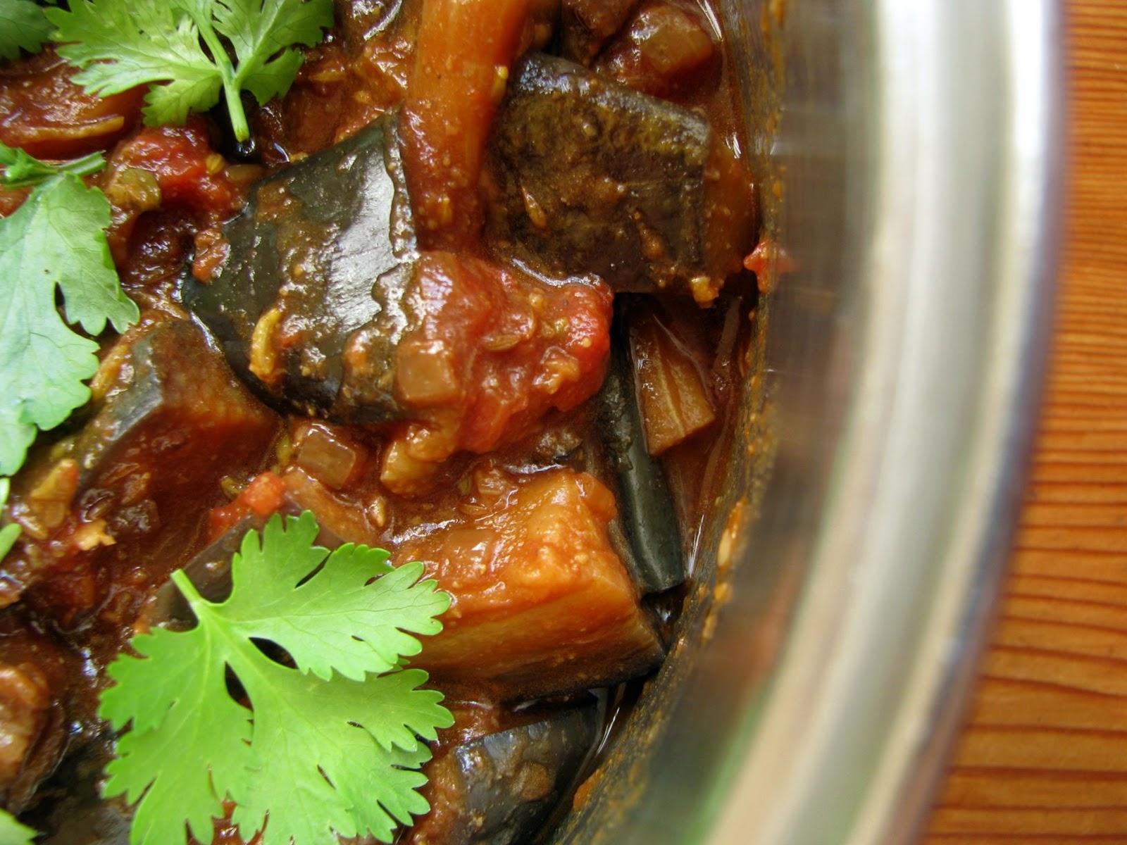 eggplant curry recipe – My Darling Lemon Thyme