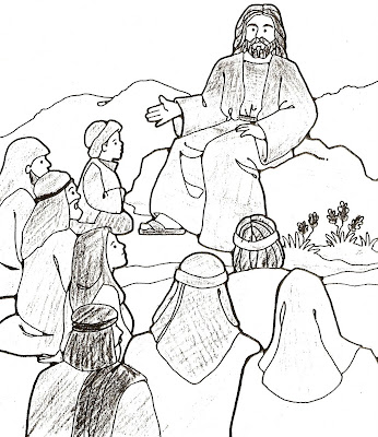 Coloring Pages on Lds Nursery Color Pages  34   I Can Love Others