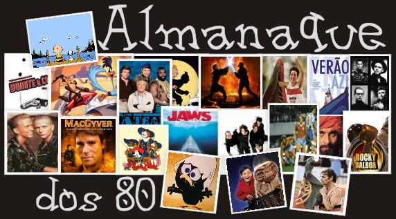 Almanaque dos 80