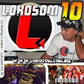 Baixar CD DJ Rodrigo Campos   Lokosom Ao Vivo Capa