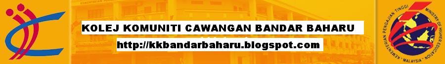 KOLEJ KOMUNITI CAWANGAN BANDAR BAHARU