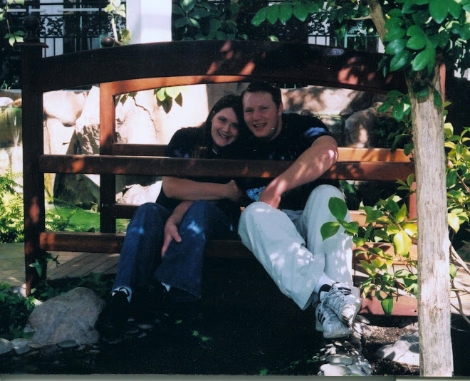 Derek and Tori.