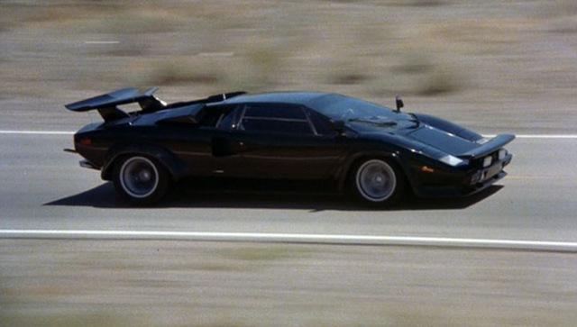 Cars 9 Cannonball Run Lamborghini Countach