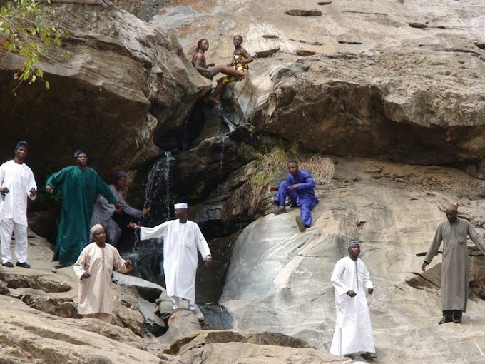 Tourism - A Visit To Upogo Waterfall In Okene (Photos)