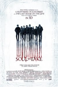 My Soul To Take o filme