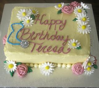 Sinfully Scrumptious Happy Birthday Teresa