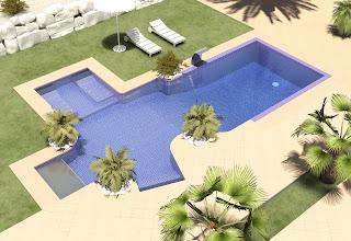 Diseñamos tu piscina y la hacemos realidad