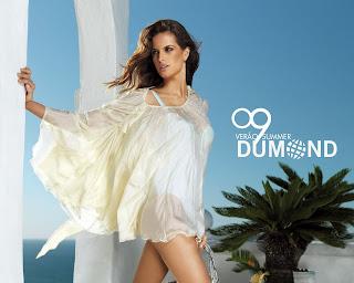 86c346b669dc4 ... empresa do Grupo Pauquetá, para a campanha da coleção Verão 2009. A  estrela dessa temporada é a top Izabel Goulart, que foi clicada por Valério  Trabanco ...