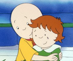 Caillou Doesn T Like Rosie Kid Show