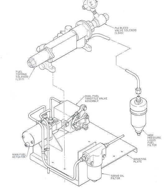 High Pressure Fuel Filter