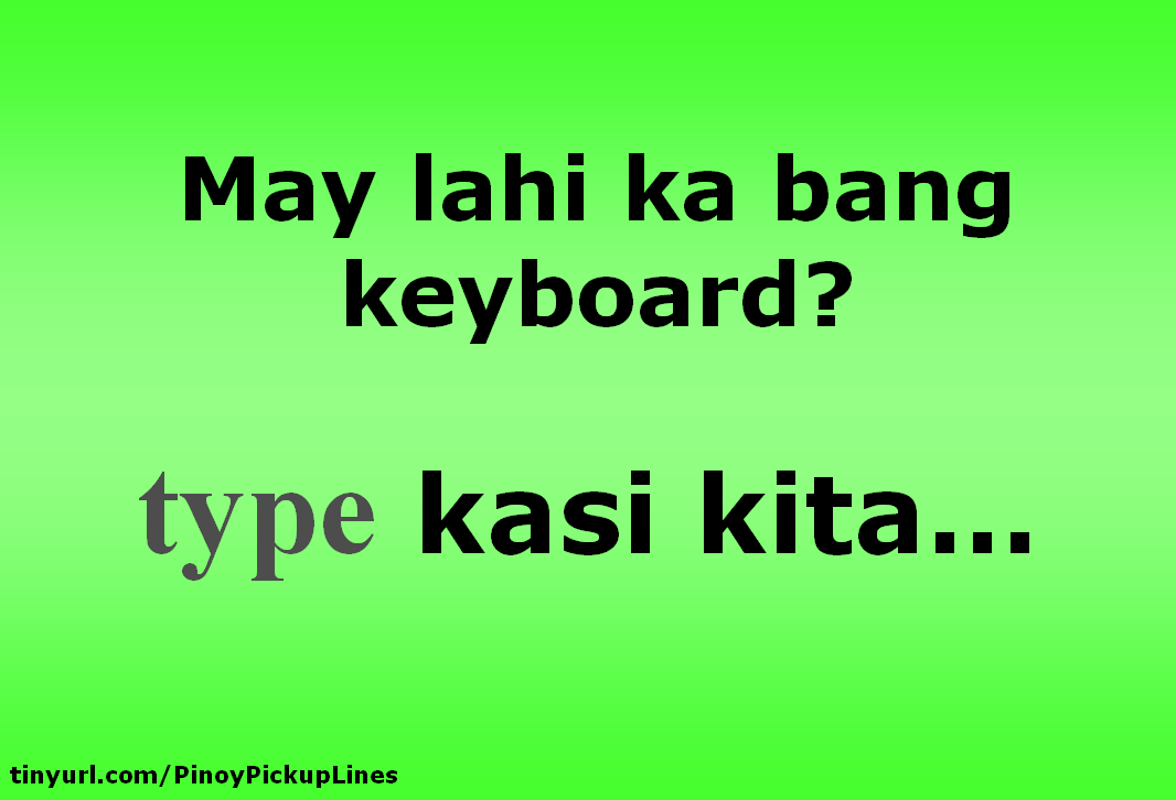 Calendar Quotes Tagalog : Cute pick up lines alog impremedia